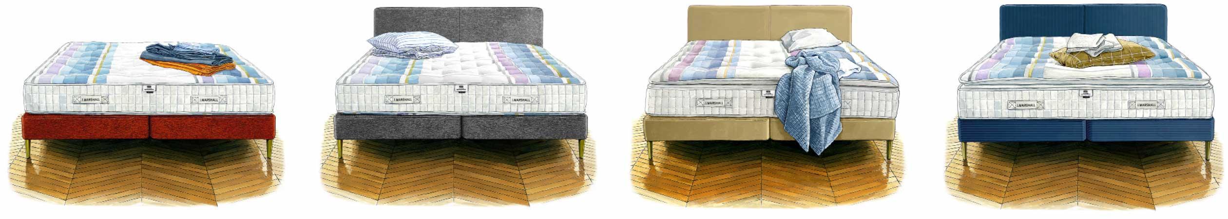 J.Marshall Beds