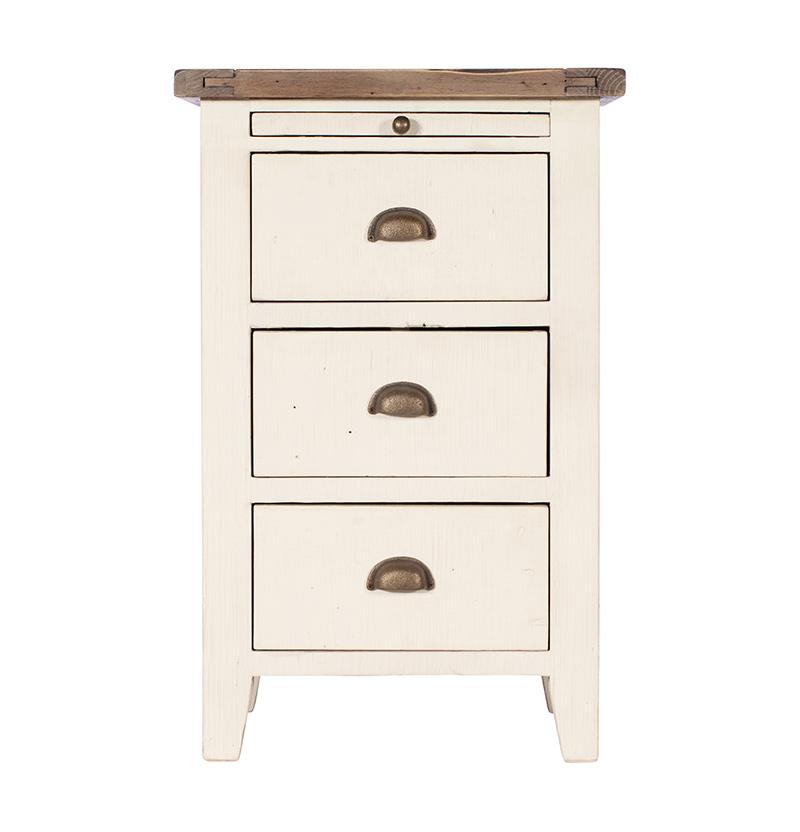 Baker Furniture Cotswold 3 Drawer Bedside