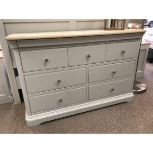 TCH Cromwell Wide 7 Drawer Chest