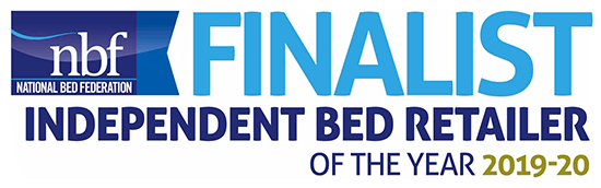 National Bed Federation FINALIST - Independent Bed Retailer of the year 2019-20
