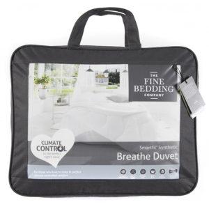 The Fine Bedding Company 4.5 Tog Smartfil Synthetic Breathe Duvet