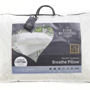 The Fine Bedding Company Smartfil Synthetic Breathe Pillow