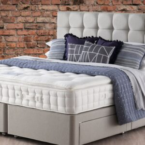 Hypnos Pillow Top Aurora with Platform Top Divan Base (30% OFF)