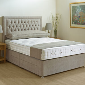 Gallery Portobello Sublime Sprung Edge or Platform Top Divan Set with Drawers (30% OFF)