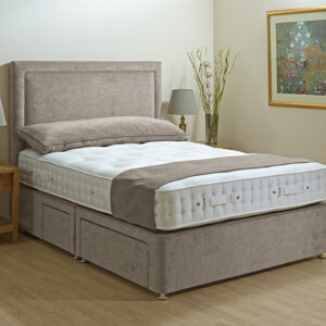 Gallery Portobello Superb Sprung Edge or Platform Top Divan Set with Drawers (30% OFF)
