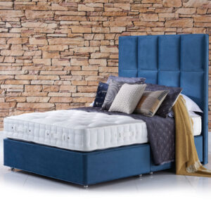 Hypnos Orthos Elite Silk Mattress with 2 Drawer Platform Top Divan Base (30% OFF)